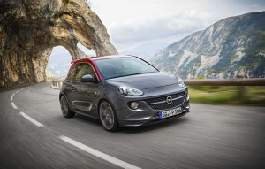 Opel ADAM S - lansare internationala AEx