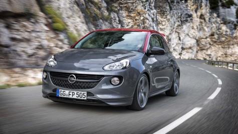 Grupul PSA oprește producția modelului Opel Adam