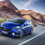 Opel Corsa OPC lansare internationala AEx