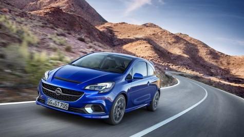 Noul meu reper în clasă: Opel Corsa OPC