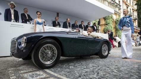 Câștigătorii Concorso d'Eleganza Villa d'Este 2015