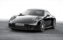 Black Edition pentru modelele Porsche Boxster şi Porsche 911 Carrera