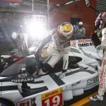 Porsche 919 Hybrid, Porsche Team: Earl Bamber, Nick Tandy (l-r)