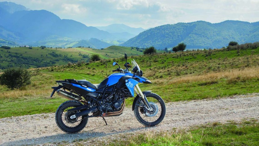 Test BMW F 800 GS AEx