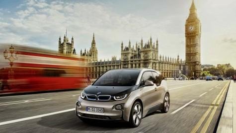 BMW i3 – Iniţiativa