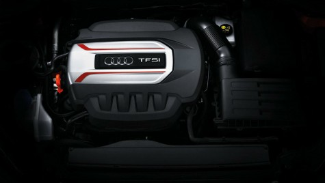 Audi lansează un nou motor TFSI de 2 litri