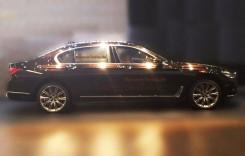 PRIMA IMAGINE. Cum arată noul BMW Seria 7