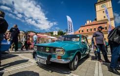Dacia Clasic 2017: Dacii istorice din Anglia și SUA, la Iași