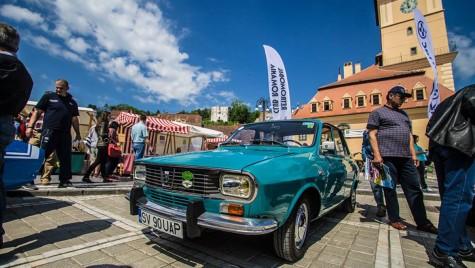 Întâlnirea Naţională Dacia Clasic 2015 Braşov