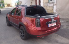 IMAGINI SPION cu Dacia Duster Pick-up Double Cab