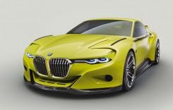 Legenda renaşte. BMW 3.0 CSL Hommage Concept
