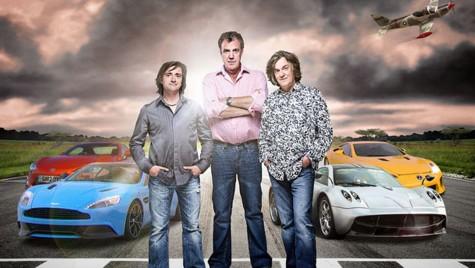 Clarkson, Hammond şi May revin cu House of Cars