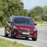 Ford S-Max test Mallorca