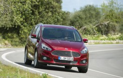 Test Ford S-Max: un Mondeo mai practic