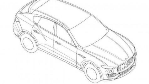 Așa va arăta Maserati Levante, SUV-ul italienilor