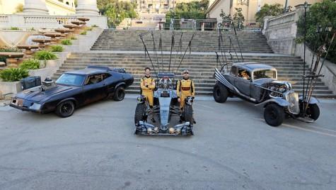 Lotus ne arată Formula 1, versiunea post-apocaliptică