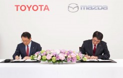 Toyota și Mazda încheie un parteneriat tehnologic