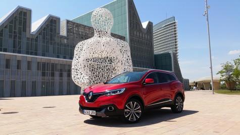 PRIMUL TEST Renault Kadjar Energy TCe 130. Vezi cât costă noul SUV compact