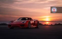 Porsche 918 Spyder așa cum nu l-ai mai văzut până acum