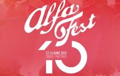 Alfa Fest, întâlnirea pasionaţilor Alfa Romeo, a ajuns la ediţia a 10-a