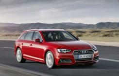 Oficial: noul Audi A4