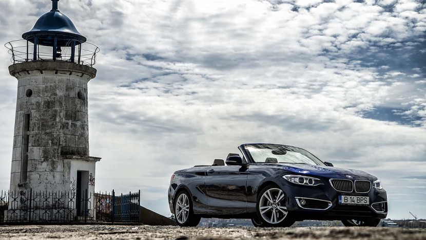 BMW 220d Cabriolet by AutoExpert