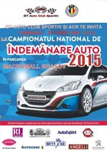 Campionatul Natuional de Indemanare Auto 2015 (03)