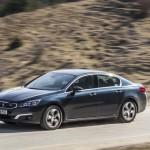 Comparativ AutoExpert - clasa medie - Mazda6 Peugeot 508 VW Passat (040)