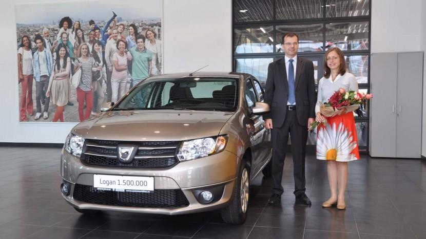 Dacia Logan 1.500.000 - livrare România - AutoExpert
