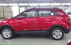 Primele imagini cu Hyundai Creta, noul SUV de oraş al coreenilor