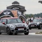 MINI JCW - eveniment autodrom Titi Aur - Bavaria