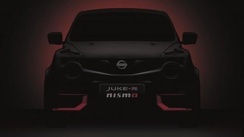 Nissan Juke-R Nismo va fi lansat la Goodwood şi se zvoneşte că va avea 600 CP