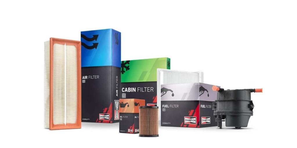 Noua gama de filtre auto Champion - Federal Mogul (2)
