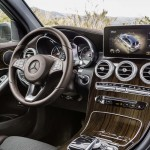 Mercedes-Benz GLC 250d 4MATIC, CITRINBRAUN MAGNO, Artico/Stoff Espresso,  Interieur