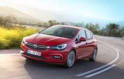 Primele imagini cu noua generaţie Opel Astra