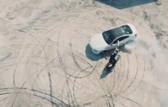 BMW M întâlneşte BMW Motorrad. Spectacol marca Pfeiffer/David