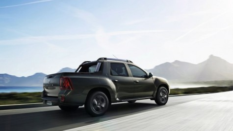 Oficial: Duster Oroch, primul pick-up din istoria Renault