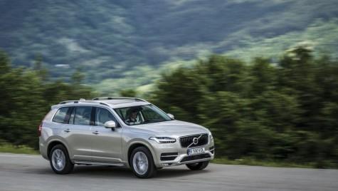 Test Volvo XC90 D5 AWD Momentum: Așteptarea a meritat