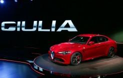 OFICIAL: Alfa Romeo Giulia sau esenţa sportivităţii