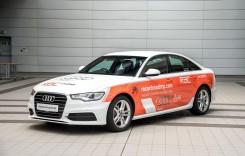 Audi A6 2.0 TDI ultra încearcă să doboare un record