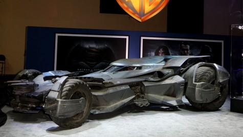 Noul Batmobil a fost prezentat oficial în Las Vegas