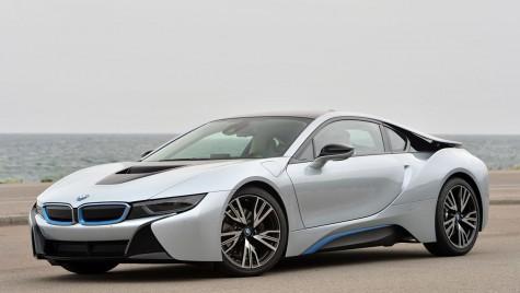BMW i8 ar putea primi un alt motor și un plus de putere