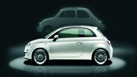 FIAT 500 facelift va fi prezentat pe 4 iulie