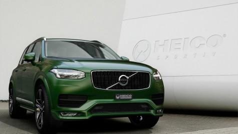 Heico Sportiv dă peste cap eleganța lui Volvo XC90