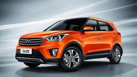 Primul SUV de clasă mică Hyundai se va numi Creta