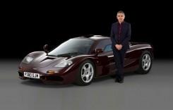 Preţ record pentru McLaren-ul lui Mr. Bean