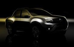 Primul pick-up Renault și fratele lui Duster pick-up, confirmat oficial