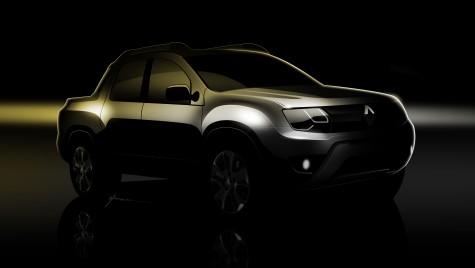 Primul pick-up Renault și fratele lui Duster pick-up, confirmat oficial