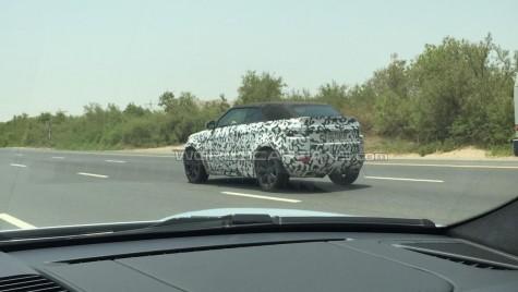Range Rover Evoque Cabrio e tot mai aproape de noi
