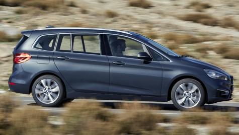 BMW Seria 2 Gran Tourer testat în premieră. E un BMW adevărat?